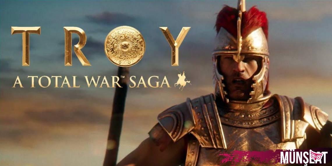 A Total War Saga Troy Epic Games | MÜNŞEAT